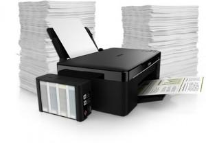 imprimanta epson capacitate mare
