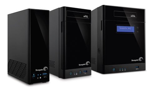 Seagate Business Storage NAS